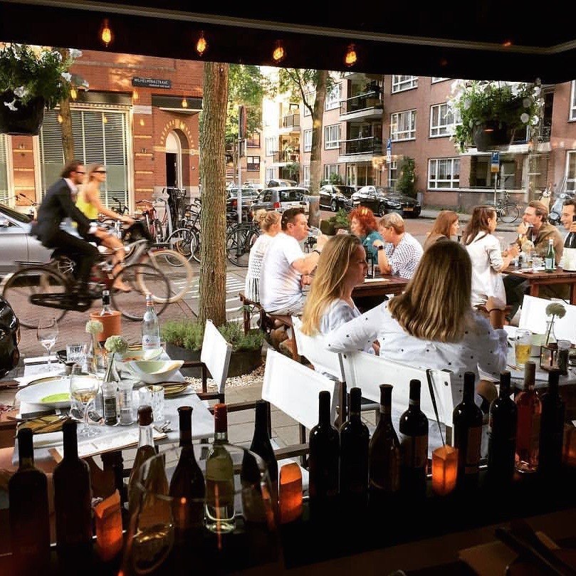 Barrica Winebar Amsterdam